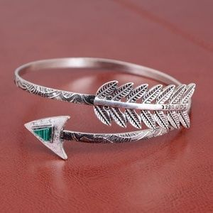 Jewelry - Boho Tribal Arrow  Bangle Bracelet Armband B4